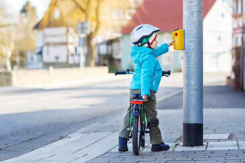 子供のための自転車保険