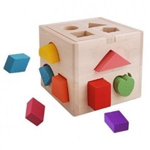 立体パズルボックス
