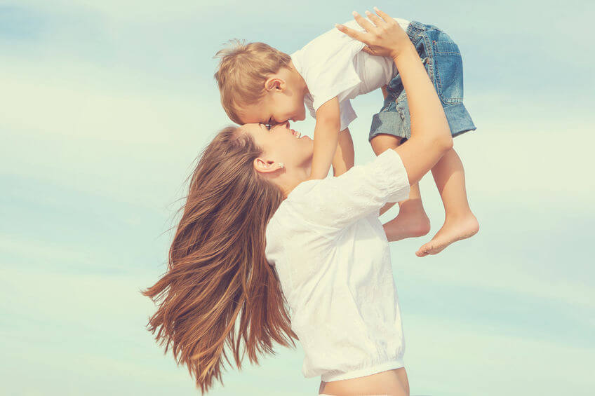 一人っ子の育て方
