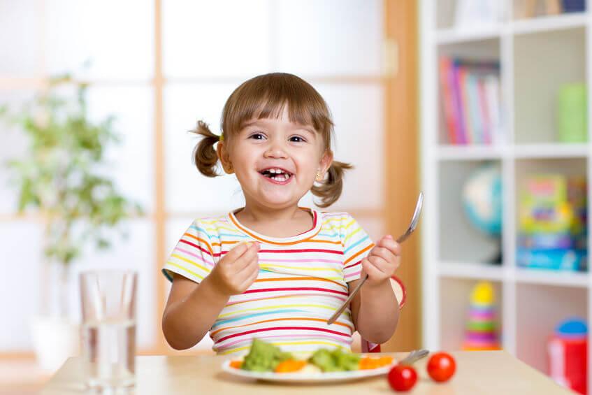ご飯を食べない子供がご飯を好きなる