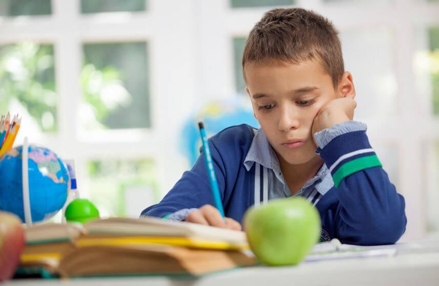 子どものリビング学習で4つの注意点