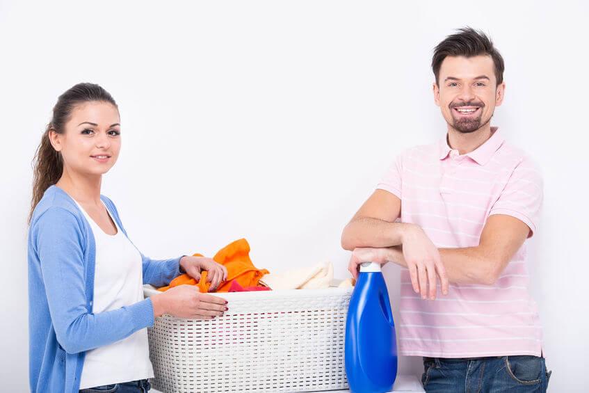 共働きの家事分担
