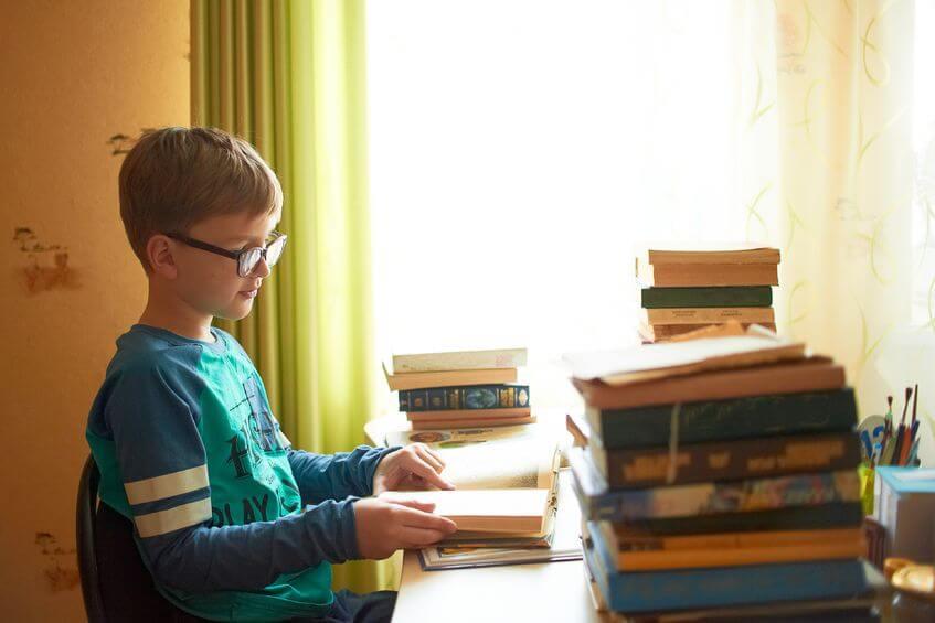 読書スピードの差が学力の差