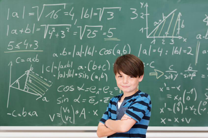 算数が苦手な子が得意になる方法