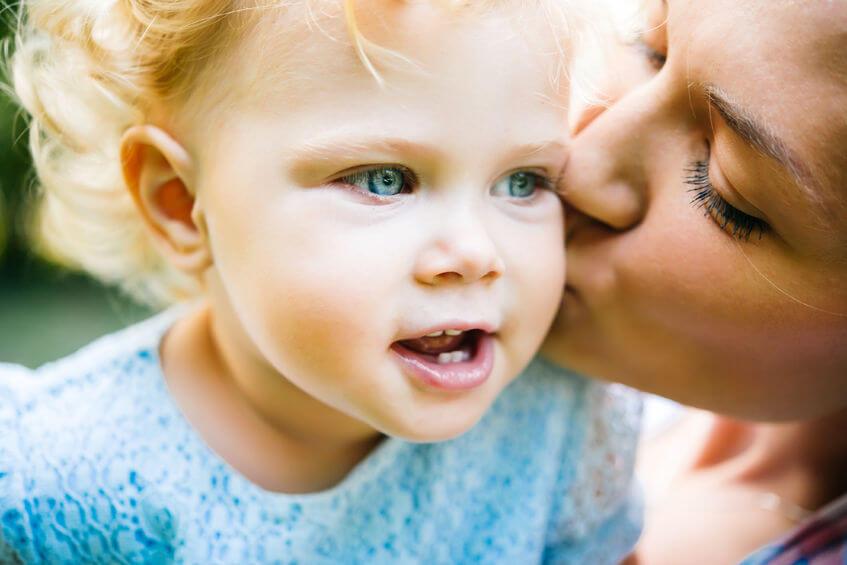 大好きが子供の自己肯定感を高める