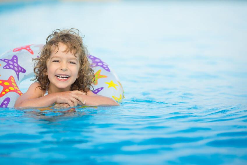 子供が泳げるようになるために