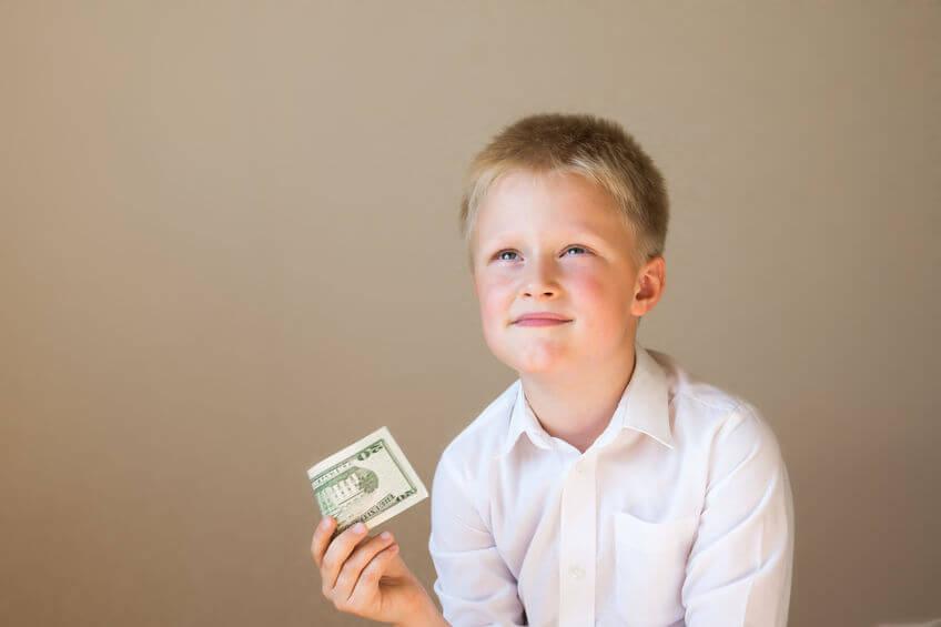 子供のお金の貸し借り