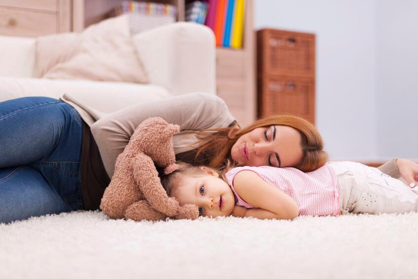 育児に疲れた時の休み方