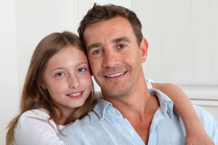 父親と娘の関係