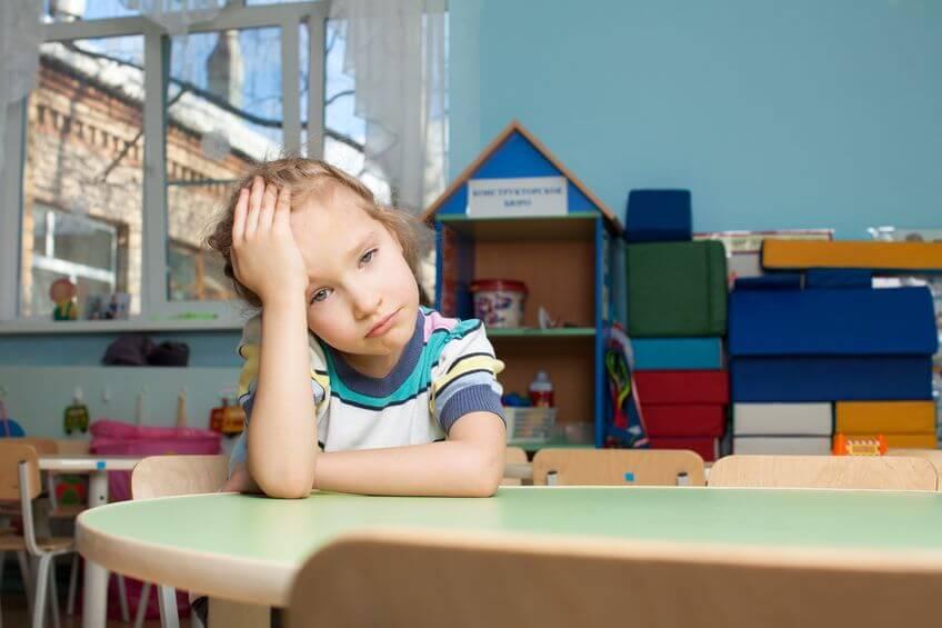 子供が持つストレス