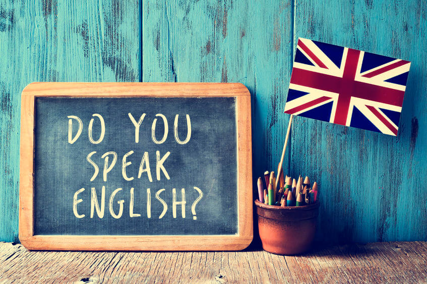 英語のテストで高得点を取る