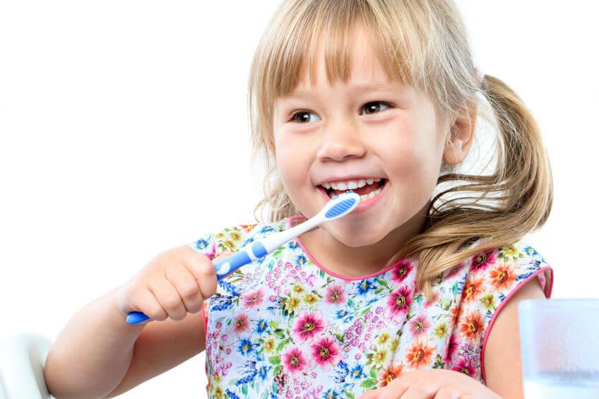 子供の虫歯を予防する