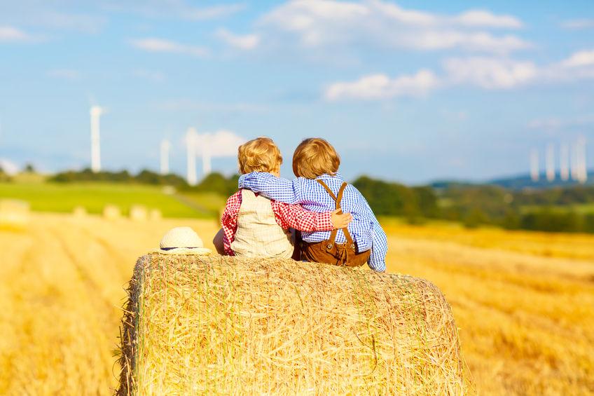 田舎の子育て