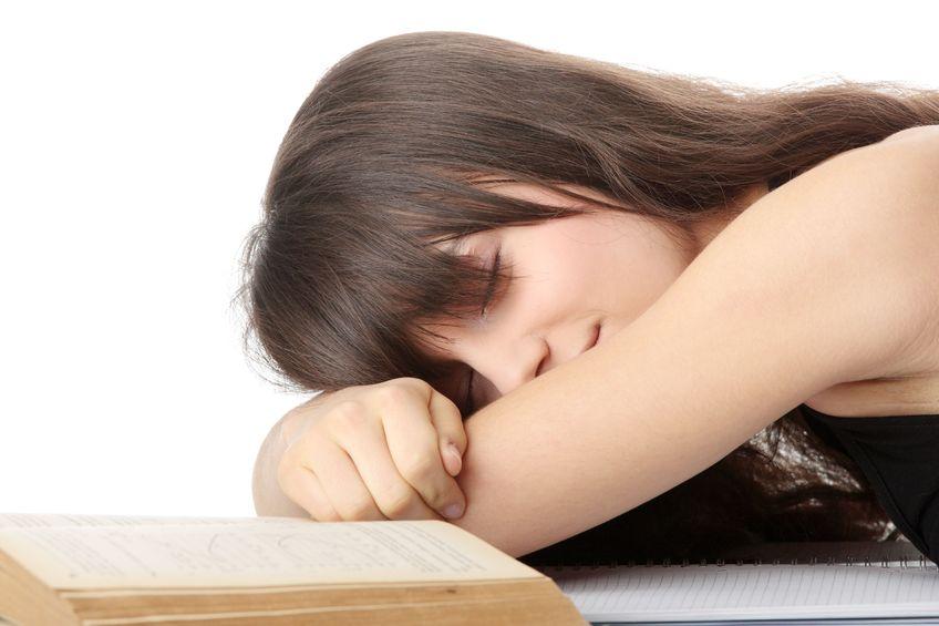 15分睡眠で勉強効率が上がる