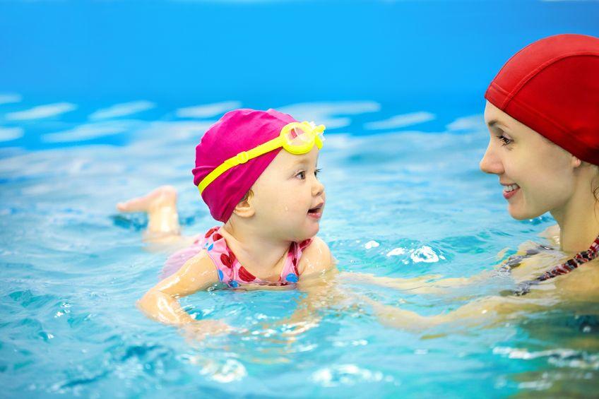 子供に水泳を習わせるなら3歳までに