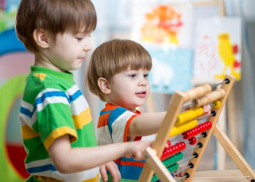 幼児教室の無料体験に参加してみる