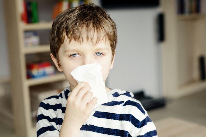 花粉アレルギーの症状と対処