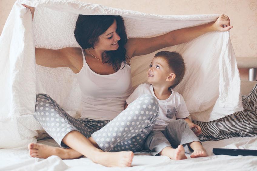 快適な眠りにするために、大切にしたい入眠儀式