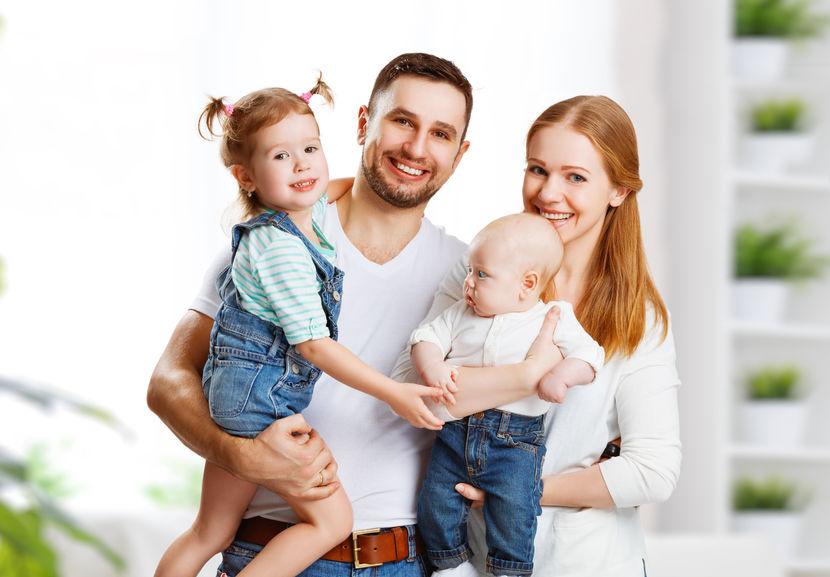 兄弟・姉妹がいると家族感が一気に増す&夫が協力的になる