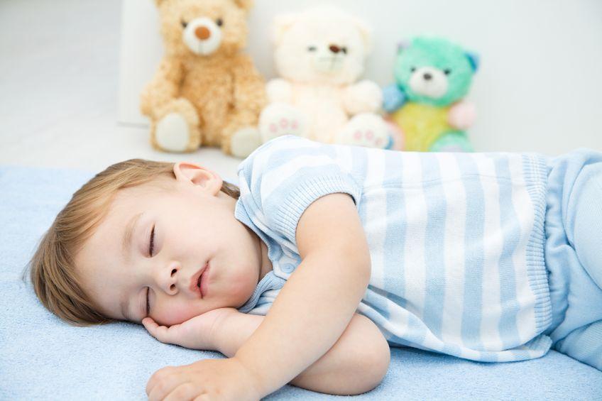 子供の睡眠時間について