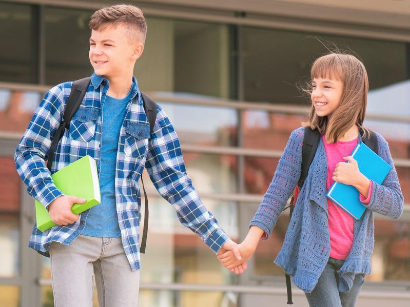 小学生の恋愛と子供のつき合い