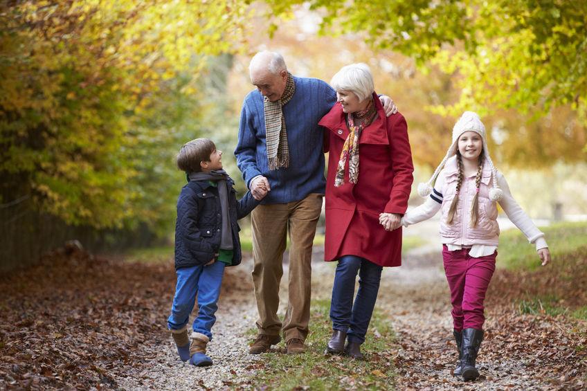 祖父母との上手な関係の作り方
