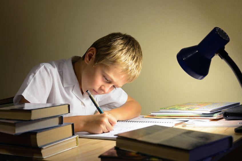 中学受験する子供の睡眠時間