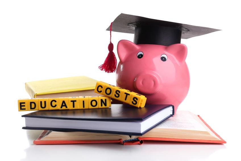 子供の学費の総額