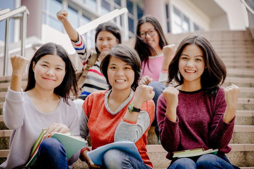 女子校それとも共学