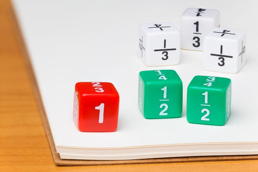 分数の割り算の計算方法