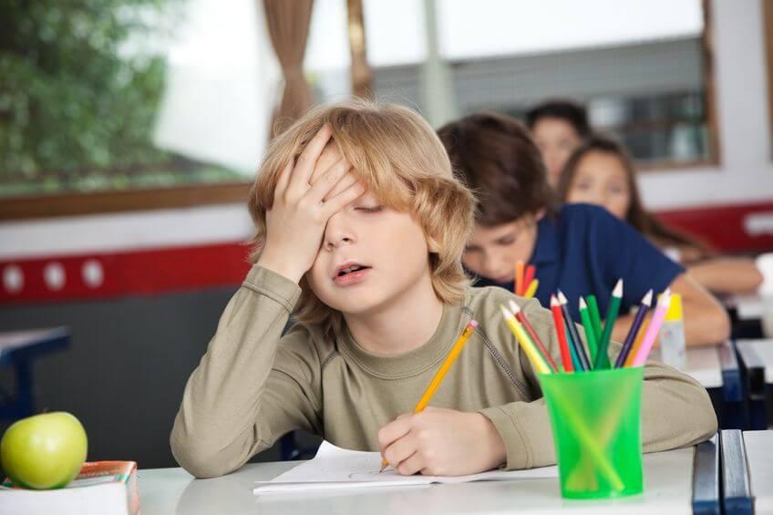 子供が塾の勉強についていけない