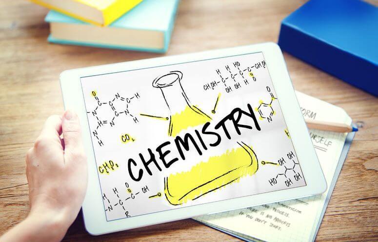 化学反応式の勉強