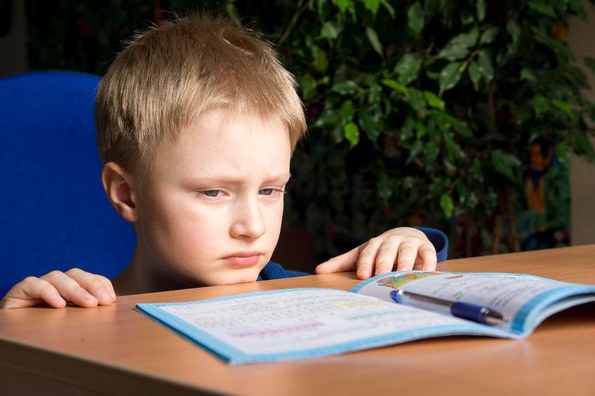 勉強のやる気がない子供