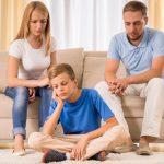 反抗的な子供の対応