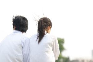 中学生の恋愛