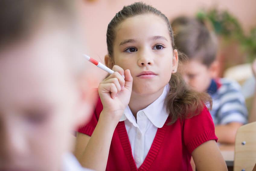 中学受験する子供