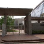 カリタス女子中学の校舎