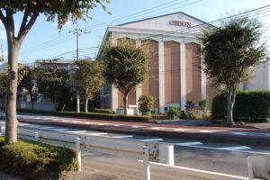 桜美林中学校の校舎