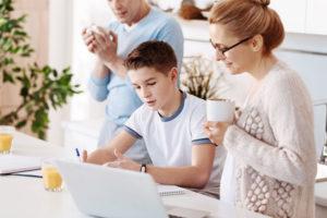 中学受験における父親、母親の役割