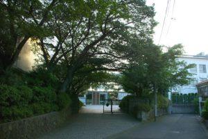 慶應義塾普通部の校舎