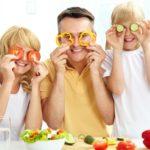 野菜嫌いを克服する子供