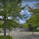 サレジオ学院中学校の校舎