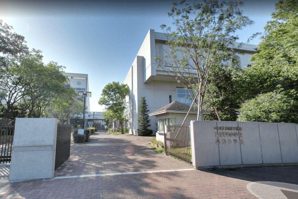渋谷教育学園幕張中学校の校舎