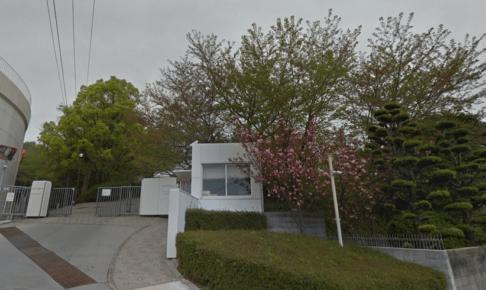 須磨学園中学校の校舎