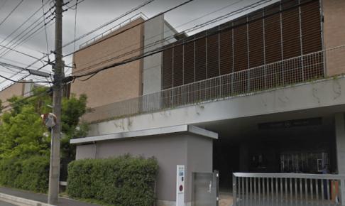 中央大学附属横浜中学校の校舎