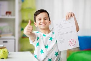 成績を上げる3つの基本