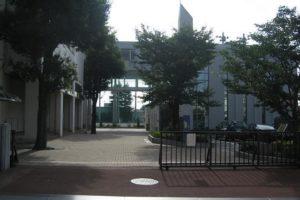 世田谷学園中学校の校舎
