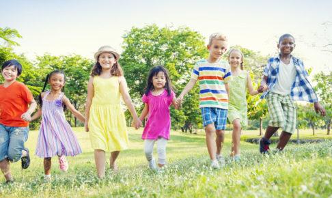 ゴールデンエイジ時期の子供たち