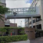 日本大学中学校の校舎