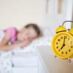中学受験期の睡眠時間と勉強時間